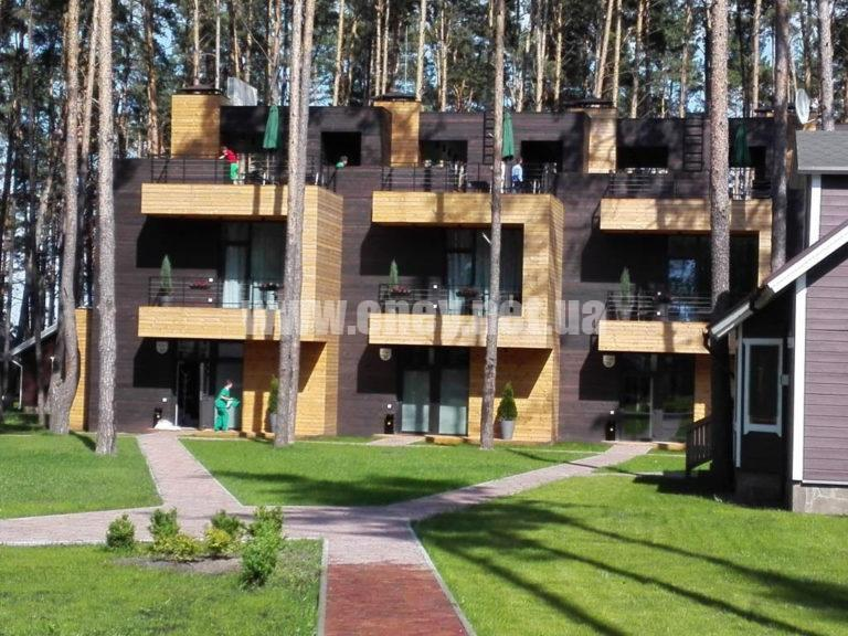 Дачный отель «Глебовка»